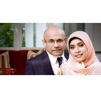 """Nona.my: """"Wanita Mahukan Perhiasan, Lelaki Pula Untuk Pelaburan"""" Datin Sri Zarida Noordin & Dato Sri Meer"""