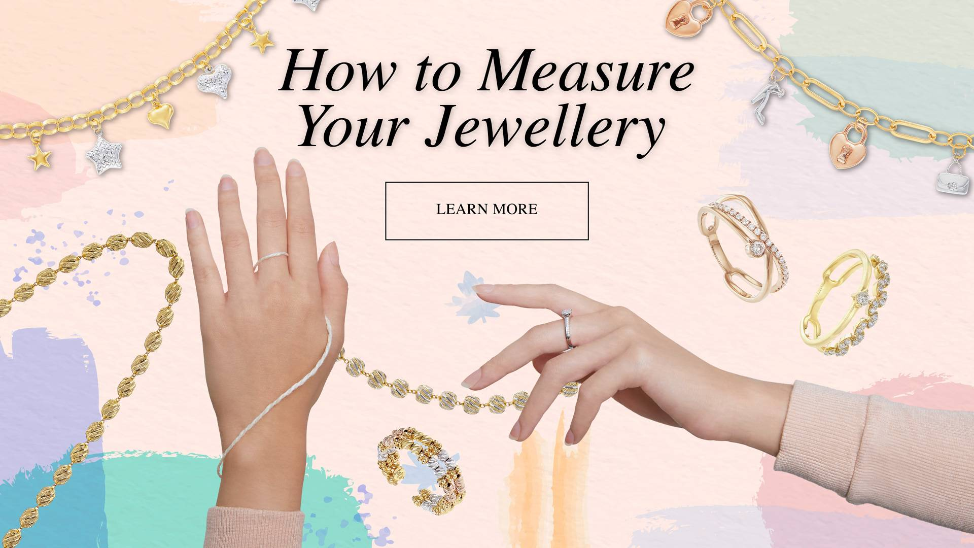 How to Measure Your Jewelry