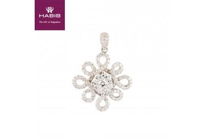 HABIB Elena Sapphire Diamond Pendant