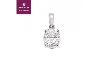 Polaris Tracy Diamond Pendant