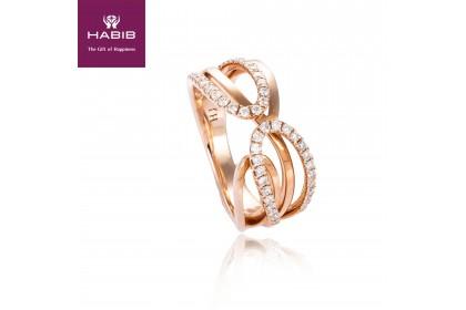Elvie Diamond Ring