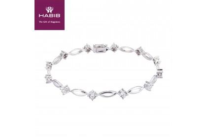 HABIB Cape Flower Diamond Bracelet