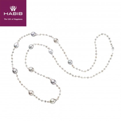 South Sea Pearl Necklace BS13-171102