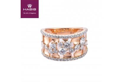 Margherita Diamond Ring