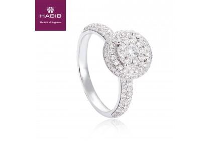 Priya Diamond Ring