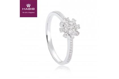 Grandiflora Diamond Ring