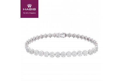 HABIB Aemilia Lanyer Diamond Bracelet