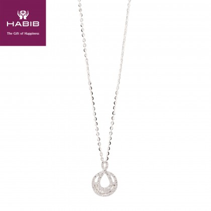 Deiqao Diamond Necklace 55608