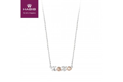 HABIB Always Together Diamond Necklace