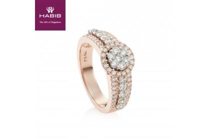 Adore Gwendolyn Diamond Ring