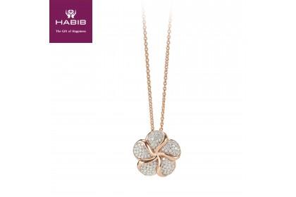 HABIB Amaranthus Diamond Necklace