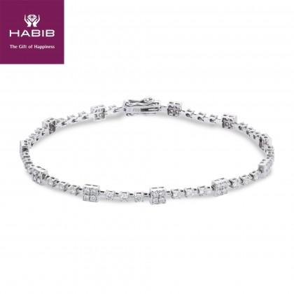 Kyokai Diamond Bracelet