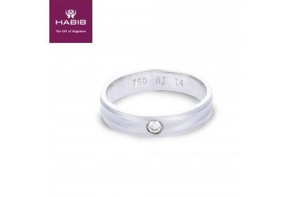 Assad Diamond Men's Ring