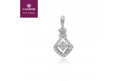 HABIB Alaotra Diamond Pendant