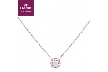HABIB Begonta Love Diamond Necklace