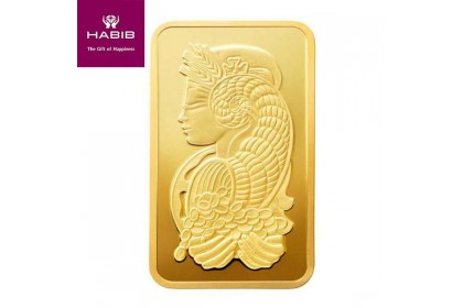 PAMP Suisse 5.00G Gold Bar - Lady Fortuna