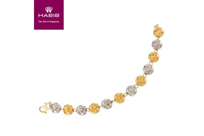 HABIB Bellodgia Gold Bracelet