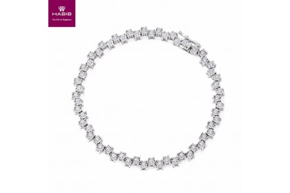 HABIB Bush Poppy Diamond Bracelet