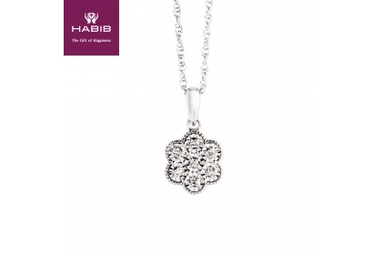 HABIB Beehive Diamond Necklace