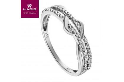 Alannah White Gold Diamond Ring