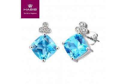 Lopelle Diamond Earrings