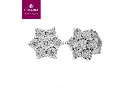 HABIB Aurora Diamond Earrings