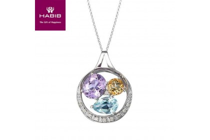 Rhyannon Diamond Necklace