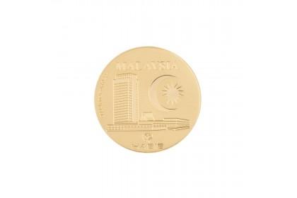 HABIB Parlimen Coin, 999 Gold (0.20G)