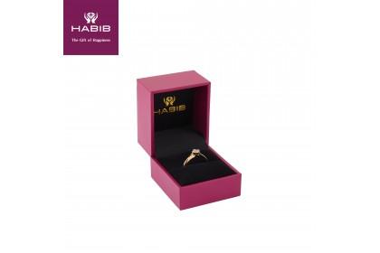 Daffodil Diamond Ring