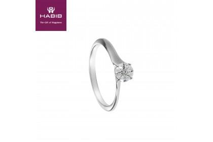 Chamomile Diamond Ring