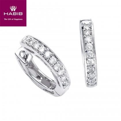 Acorus Diamond Earring