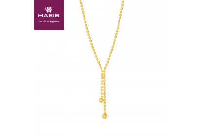 Finley Gold Necklace (8.84G)