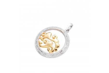 Calayan Diamond Pendant