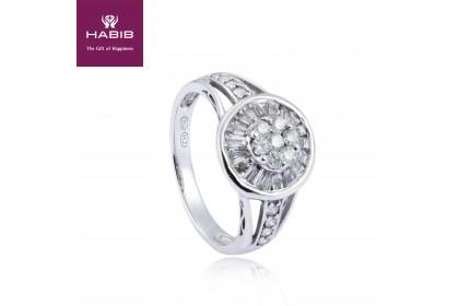 Adore Hortensia Diamond Ring