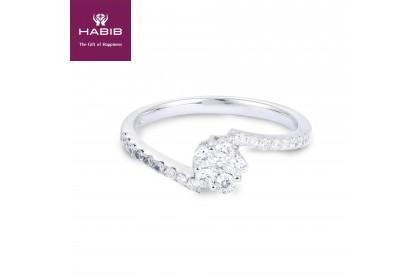 Adore Flor Delis Diamond Ring