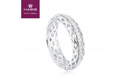 Pansy Diamond Ring