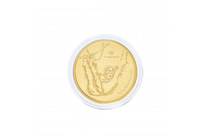 Orang Utan Zoo Negara Gold Wafer, 999 Gold (0.20G)