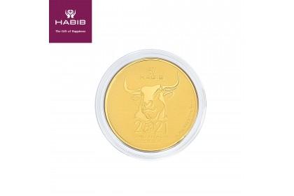 Ang Pow Ox, 999 Gold (0.20G)