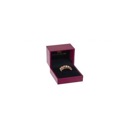 Oro Italia 916 Sicilia White, Yellow and Rose Gold Ring (5.56G) GR4343-TI