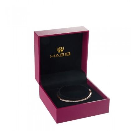 Round Diamond Bangle in 750/18K Rose Gold 67918(RG)