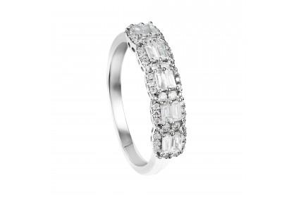 Genesis White Gold Diamond Ring