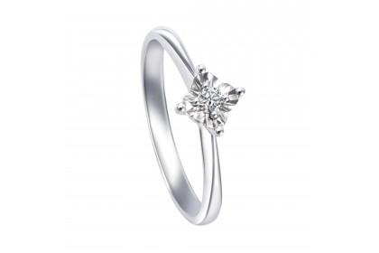 Adriana White Gold Diamond Ring
