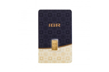 IGR 1GM Gold Bar