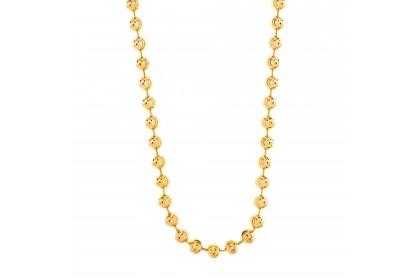 Oro Italia 916 Yellow Gold Necklace (57.75G) GC25570121