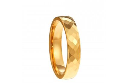 Oro Italia 916 Yellow Gold Ring (3.06G) GR4331