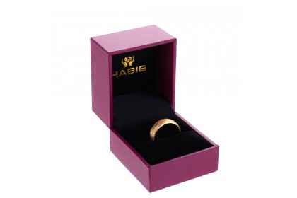 Oro Italia 916 Yellow Gold Ring (4.77G) GR44631220-BI