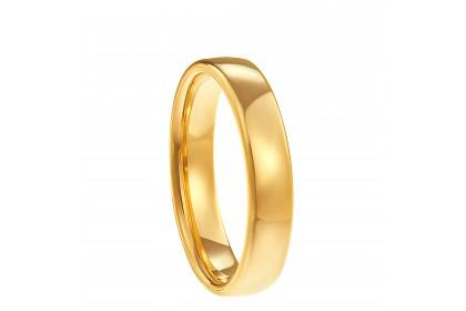 Oro Italia 916 Yellow Gold Ring (3.59G) GR4242