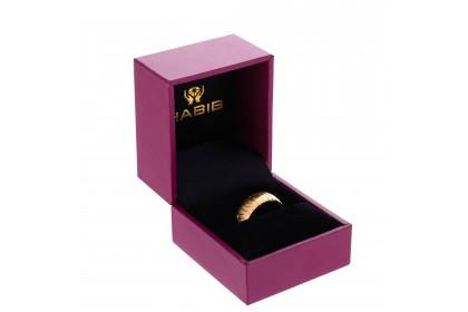 Oro Italia 916 Yellow Gold Ring (4.80G) GR4120