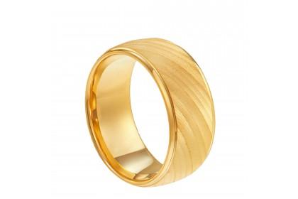 Oro Italia 916 Yellow Gold Ring (11.18G) GR4065