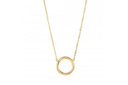 Oro Italia 916 Yellow Gold Necklace (5.24G) GC25311020